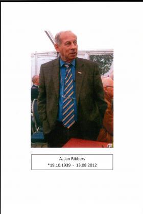 A. Jan Ribbers 2012